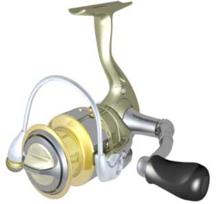 INN Bait Cast Reel